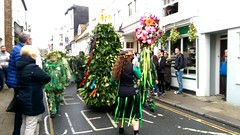 Jack in the Green, Hastings May Day celebrations (The Lilac Bonzai) Tags: england music tree leaves festival fun sussex samba celebration solstice british hastings mayday morrisdancing greenman jackinthegreen