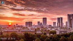 21_52 Morgenstund hat Gold im Objektiv (reco71) Tags: skyline cityscape