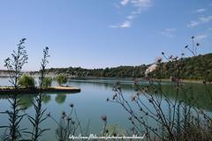 lake watermark (neriezasmiles) Tags: blue lake water georgia calm ilia serence ilialake