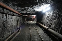 Gonzen Mine - Military Path (Kecko) Tags: underground geotagged army schweiz switzerland europe mine suisse swiss military kecko ostschweiz tunnel sg svizzera armee militr stollen 2016 militaer sargans bergwerk vild gonzen trbbach swissphoto wartau geo:lat=47073320 geo:lon=9448600 gonzenbergwerk