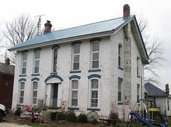 In Dover, Illinois (ilgunmkr - Thanks for 4,000,000+ Views) Tags: house illinois 19thcentury victorianhouse bureaucountyillinois doverillinois