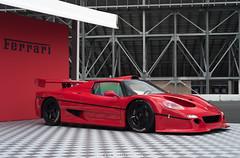 F50 GT (JacobSchlobohm) Tags: cars car sonoma ferrari gt f50 carporn ferrarichallenge f50gt ferrariusa