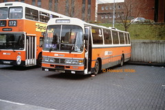 G M Buses 82 (SND 82X) (SelmerOrSelnec) Tags: bus coach leopard stockport leyland gmt rebody gmbuses duple snd82x