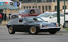 Lotus Europa Type 65 (RudeDude2140a) Tags: black classic sports car europa lotus exotic type coupe 65