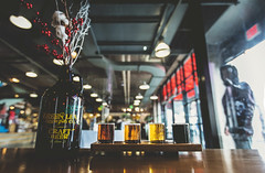 Beer Time (Photo Alan) Tags: street people food canada beer canon drink streetphotography indoor vancoucer canon1635mmf28liiusm canon5dsr