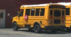 South Colonie CSD #121 (ThoseGuys119) Tags: ic bluebird schoolbus albanyny thomasbuilt southcoloniecentralschools