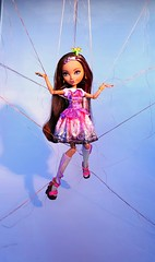 Strings Attached (ozthegreatandpowerful) Tags: wood high doll dolls puppet ooak cedar after custom ever pinocchio marionette sdcc repaint reroot eah daughterof
