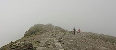 My Journey up Mount Snowdon (Bogger3.) Tags: wales chilly llanberis walkers mountsnowdon verymisty canon600d canon10x22lens veryrocky