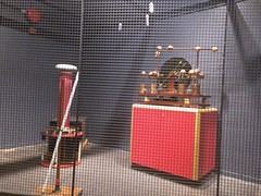 Tesla coil before engergizing (Alex-Boy) Tags: canada dam columbia british hydroelectric bchydro hydroelectricity