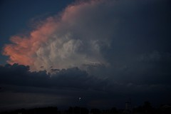 Last light (puckish) Tags: cloud storm thunderstorm lightning cumulonimbus