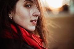 Dani (Francine de Mattos) Tags: pordosol portrait canon cores 50mm retrato santacatarina luznatural francinedemattos fotografeumaideia amoremformadefoto