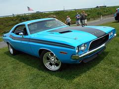 1972 Dodge Challenger (splattergraphics) Tags: dodge mopar 1972 carlisle challenger carshow carlislepa ebody carlisleallchryslernationals