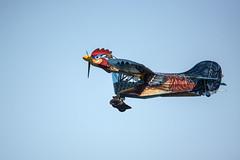 il gallo volante ( explore del 25-5-2016 ) (freguggin2010) Tags: nikon airshow aereo