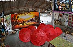 Umbrella Factory (2121studio) Tags: handicraft thailand chiangmai siam handycraft travelphotography amazingthailand  bosang umbrellafactory borsang  umbrellavillage   travelinthailand sankamphaeng   landoftiger landofwhiteelephant thaitourinformation 138umbrellafactory