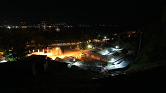 Looking down at Fort Street (s0rrelpunch) Tags: canon nightscape jamaica montegobay 1116mm t5i tokina1116 eos700d
