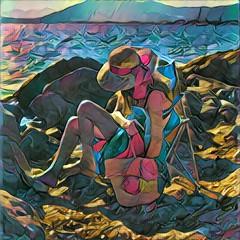 Al mare ... (tonnovolante) Tags: mare estate vacanze