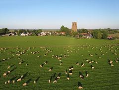 Ransdorp (4) (de kist) Tags: thenetherlands aerial kap waterland ransdorp