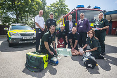 (Cheshire Fire and Rescue Service) Tags: cheshire fire rescue service north west ambulance winsford signing agreement people meeting emergency services