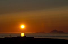 Another Delp sunset. (2BB1 Media) Tags: sunset sea sol lofoten hav solnedgang sj delp litly gaukvry