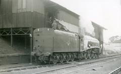 img755 (OldRailPics) Tags: steam aberdeen kingfisher british locomotive railways ferryhill 61b 60024