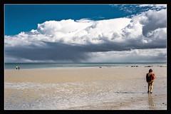 Sur la grve / On the shore - Saint-Vaast-la-Hougue (christian_lemale) Tags: france beach nikon shore grve cotentin saintvaastlahougue d7100