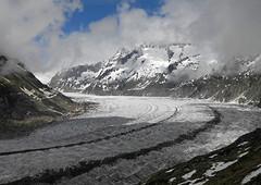 Ice garden (Alpine Light & Structure) Tags: snow alps alpes schweiz switzerland suisse alpen aletschgletscher aletschglacier