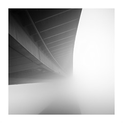Steel Connection (ArztG.|Photo) Tags: bw mist fog austria mood shadows steel atmosphere le yup connection stahl voestbrcke arztg|photo