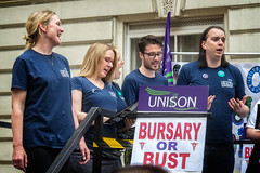 Bursary or Bust June 2016 - 10 (garryknight) Tags: london march student education rally protest samsung nurse tuition lightroom bursary nx2000 ononephoto10 bursaryorbust