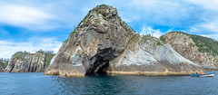 Gruta Azul (Jhonnilo) Tags: brazil panorama rio azul brasil de landscape cabo do janeiro paisagem gruta arraial formao rochas