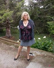 2016 - 06 - 16 - Karoll  - 007 (Karoll le bihan) Tags: feminine femme lingerie crossdressing tgirl transgender transvestite stocking bas pantyhose crossdress stilettos travestis feminization travesti travestie escarpins fminisation travestisme travestissement