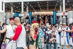 IMG_8762.jpg (patrick t ngo) Tags: california losangeles unitedstates cosplay cammy ryu animeexpo streetfighter losangelesconventioncenter