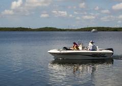 Pro-line boat (yoelisd2003) Tags: blue sea clouds boats mar seaside fishing marine seascapes florida miami outdoor