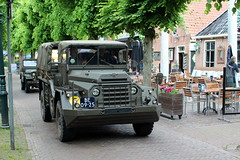 1957 DAF YA 126 (Davydutchy) Tags: netherlands truck army ride military web may nederland hobby voiture lorry vehicle frise rit 35 heer convoy paysbas ya friesland ton armee 126 leger niederlande militr daf reenacting lkw 2016 frysln militair frisia rondrit langweer wep tocht langwar kolonne ya126 poidslourd legervoertuig legergroen