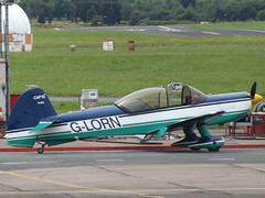G-LORN CAP 10 (Aircaft @ Gloucestershire Airport By James) Tags: james airport 10 gloucestershire cap lloyds egbj glorn