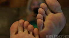 Brookes Feet & Toes Up Close (Fanta_Productions) Tags: feet toes barefoot footfetish sexyfeet femalefeet femaletoes