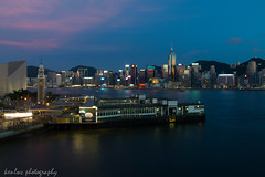 a wonderful night.... ('kenlwc - ) Tags: leica sky hk color landscape hongkong harbour 28mm starferry magichour victoriaharbour kenleung elmaritm28mmf28 leicam9 m9p elmarit28mmv3 kenlwc