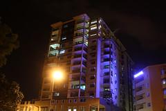C2 Esplanade, Darwin (betadecay2000) Tags: ta c2 esplanade darwin city cbd hotel apartmentgebude apartment building stadt hochhaus high rise gebude architektur nacht skyline gebudekomplex wolkenkratze northern austral australia australien territory