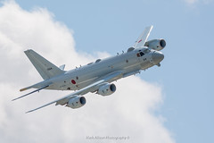 JMSDF Kawasaki P-1 5504 (Mark_Aviation) Tags: new japan tattoo self plane airplane airport force display aircraft aviation air jet royal aeroplane airshow international maritime airbus arrival airlines rare defence kawasaki p1 aerospace ffd fairford arriving japenese riat 2015 5504 jmsdf egva