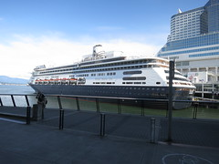IMG_2636 (sevargmt) Tags: vancouver bc british colombia canada cruise ncl norwegian pearl may 2016 downtown place holland america volendam ship