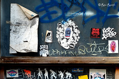 Roma. Forte Prenestino. Crack fumetti dirompenti 2016. Stickers and poster combo by Uno, Hot Boys and... (R come Rit@) Tags: italia italy roma rome ritarestifo photography streetphotography streetart arte art arteurbana streetartphotography urbanart urban wall walls wallart graffiti graff graffitiart muro muri streetartroma streetartrome romestreetart romastreetart graffitiroma graffitirome romegraffiti romeurbanart urbanartroma streetartitaly italystreetart contemporaryart prenestino forteprenestino crack crackland crackfumettidirompenti2016 fumettidirompenti fumetti uno hotboys poster posterart colla glue paste pasteup sticker stickerart stickerbomb stickervandal slapart label labels adesivi signscommunication artwork artworks