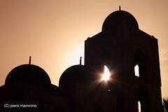 Arab Sicily _ San Giovanni Eremiti at Palermo (piero.mammino) Tags: sicilia sicily palermo arab church arabi chiesa tramonto sunset sun sole travel viaggi