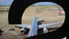 A15 (army.arch) Tags: plane airplane dallas airport texas tx dallasfortworth international american dfw
