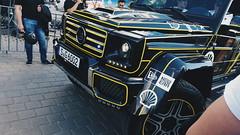 Mercedes-benz G klass 4x4 (a.ionutcristi) Tags: auto city car mercedes benz 4x4 event mercedesbenz bucharest mib carshow gumball amg gclass g65 allterain
