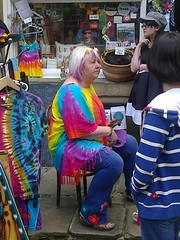 photo1650 (melissawhitaker503) Tags: street shop sitting display main 1960s colourful haworth 2016