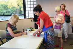 Jane Smiley, HQ 6.27.16 (slcl events) Tags: audience crowd headquarters goldenage author janesmiley slcl stlouiscountylibrary authorsevent headquartersbranch
