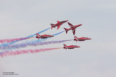 Armed Forces Day National Event Held in Cleethorpes - Sat 25 Jun 2016 (Defence Images) Tags: uk family male training army hawk aircraft military royal free parade equipment british occasion defense royalty defence redarrows cleethorpes t1 veterans aerobatics royalnavy royalairforce armedforcesday lincs afd fixedwing rafat displayteam royalairforceaerobaticteam