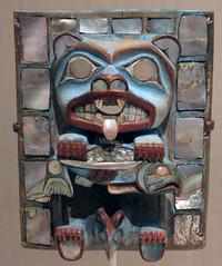 British Columbia Headress (ahisgett) Tags: new york art museum metropolitian