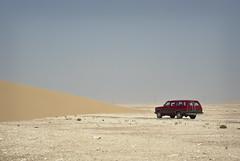 South Of Singing I (Doha Sam) Tags: summer digital sand nikon raw desert offroad suburban dunes 1991 wilderness gmc qatar burbie d80 southerndesert samagnew smashandgrabphotocom wwwsamagnewcom maketiff manualrawprocessing
