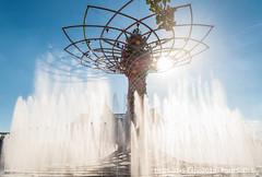 Expo 2015 @Milano (Lord Seth) Tags: 2015 d5000 lordseth alberodellavita espozioneuniversale expo fontana italy milan milano nikon padiglioni