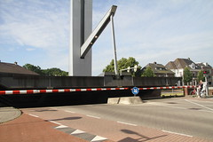 Witterbrug in Assen (willemsknol) Tags: witterbrug assen vaart willemsknol